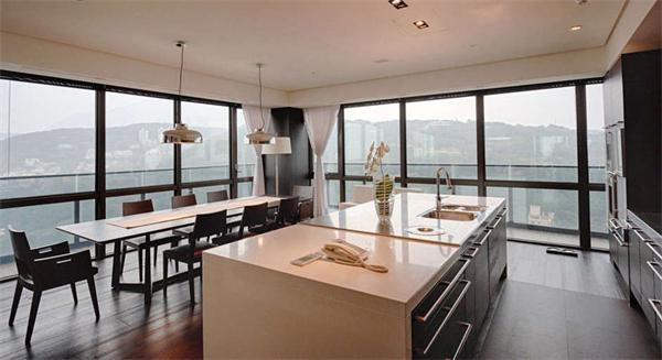 探秘世界14位富豪的奢华顶层公寓