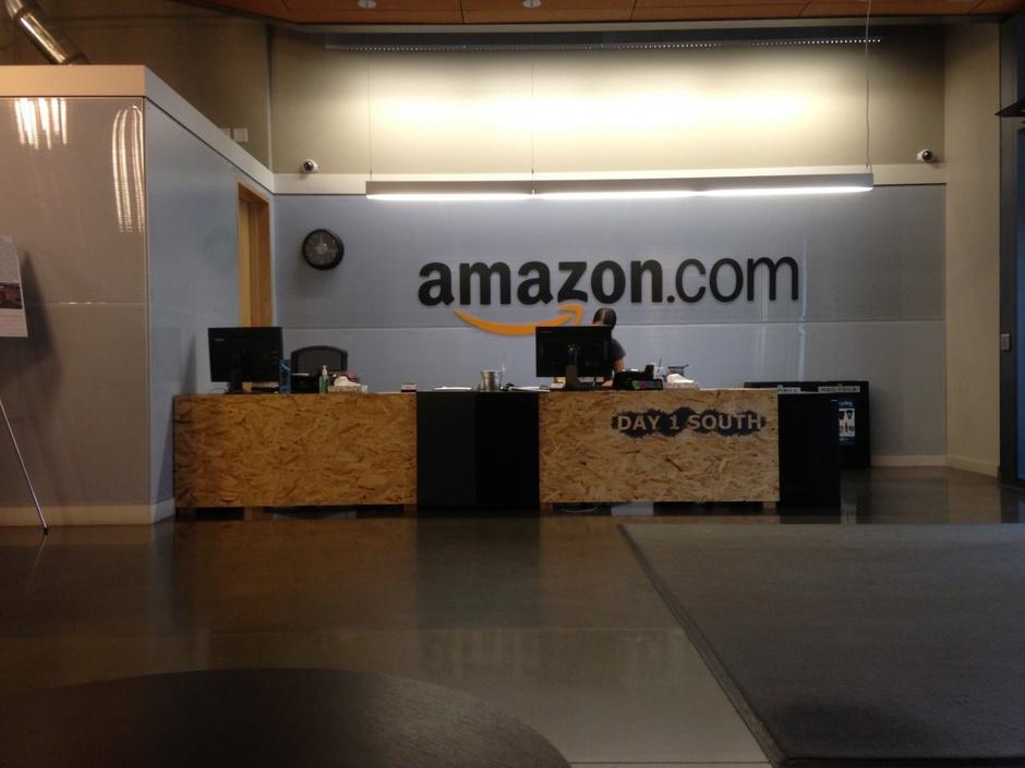深入游览亚马逊总部 企业文化丰富多彩73376