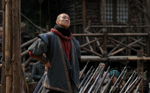 《江湖正道》黄志忠向观众传递正能量