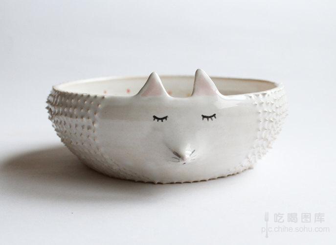 陶艺盘子图案设计