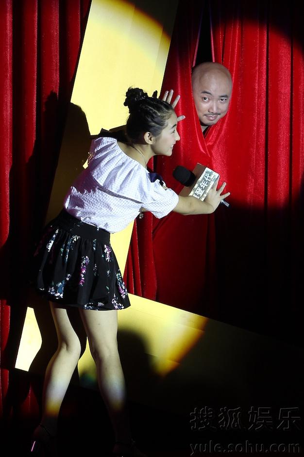 《摩登时代》北京首映 徐峥:请观众合理期待
