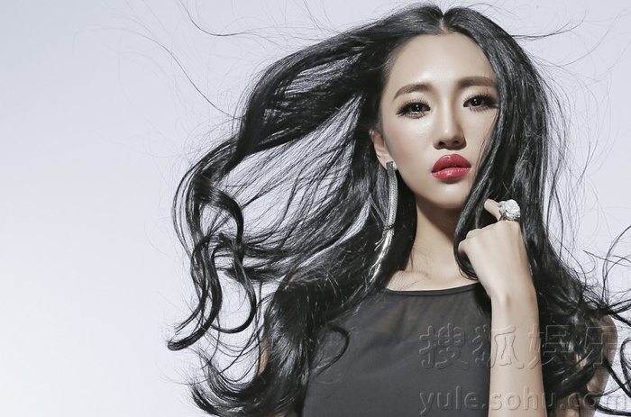 2013cctv网络模特大赛30强