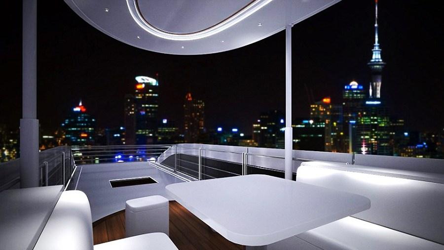 迪拜土豪1860万元买下全球最贵房车 内饰曝光 高清图片