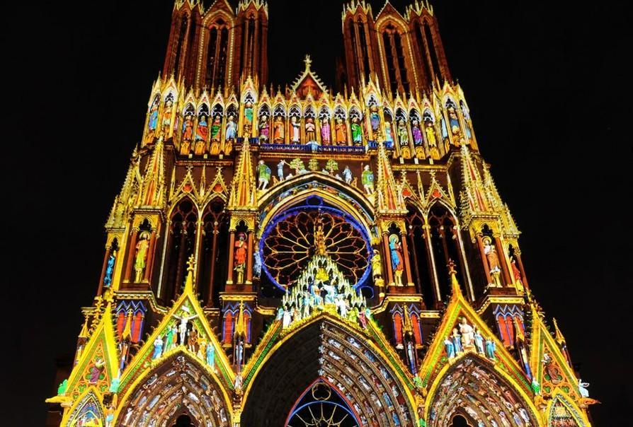 游法国教堂-哥特式建筑风格