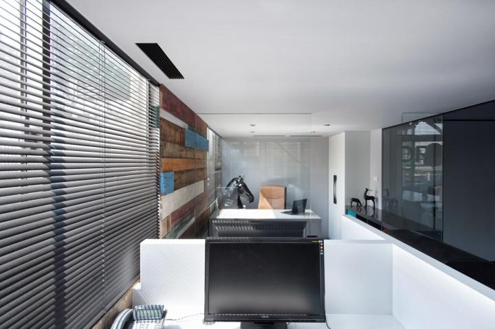 台北设计公司创意现代风办公室设计