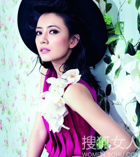 高圆圆唐嫣李小璐孙俪 30多岁的美貌女星