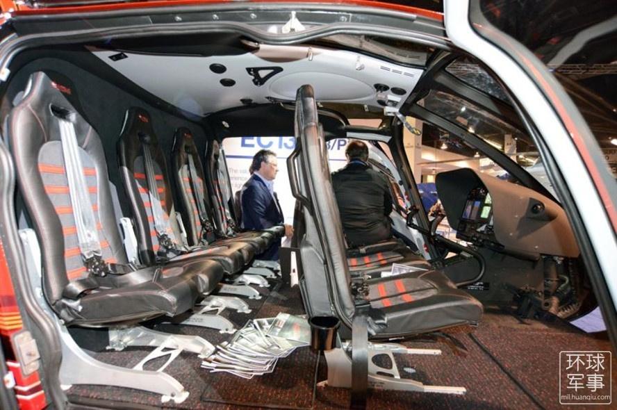 中国展出直升机发动机重大进展