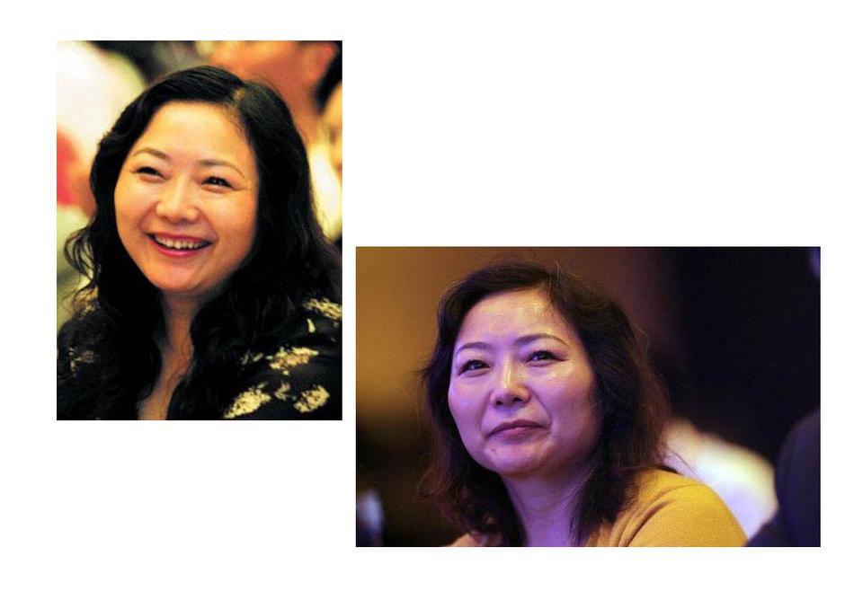 盘点中国美女企业家的创富经:强势且温柔着52