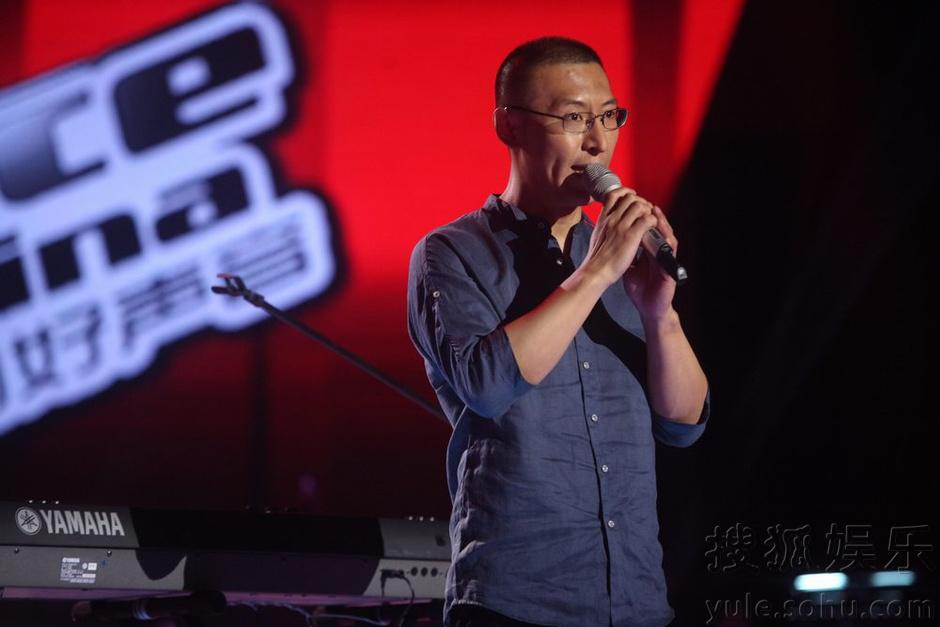 第二季《中国好声音》学员——阚立文