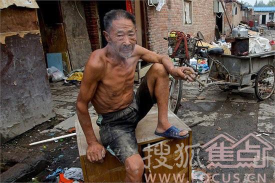 最底层百姓生活实录:活在北京垃圾村