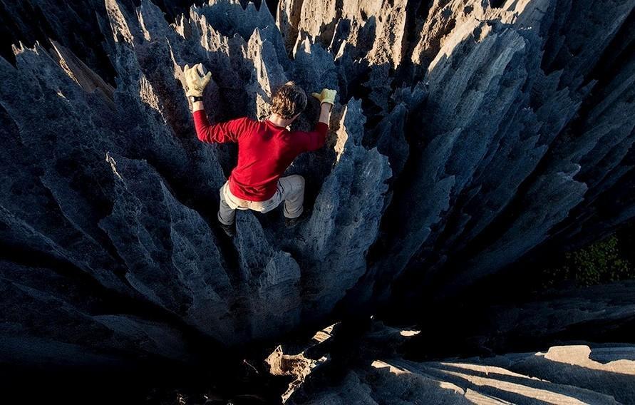 大自然避难所 马达加斯加石林