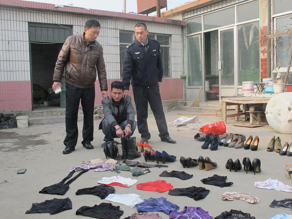专偷女鞋和内衣