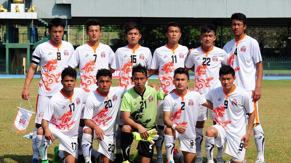 不丹和中国足球_不丹足球联赛_中国不丹足球