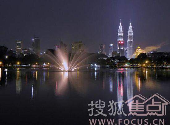 17. 马来西亚——吉隆坡双子塔