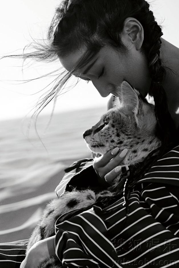 呼吁保护环境关爱动物