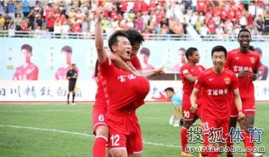 中甲最佳阵容:达十梅开二度 王长庆首球悼恩师