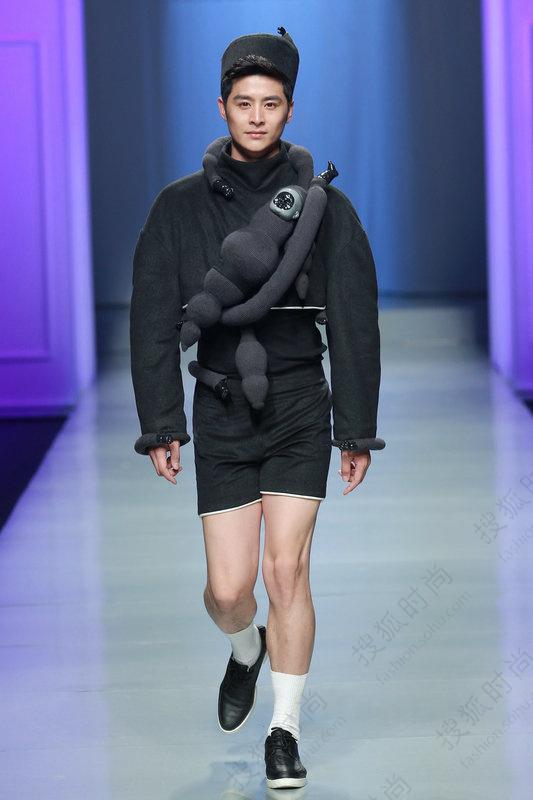 """""""汉帛奖""""第22届中国青年设计师时装大赛举办"""