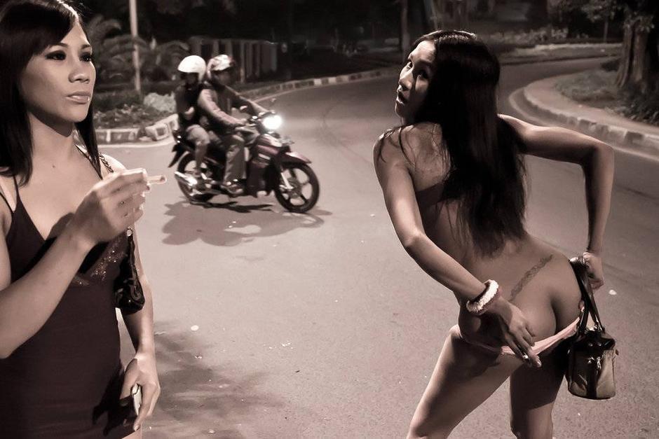 实拍印尼社会最底层生存状态
