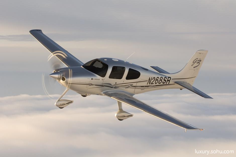 女星苗圃500万私人飞机