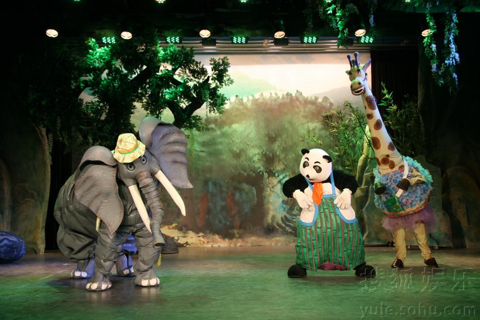 中国木偶剧院9月演出剧照