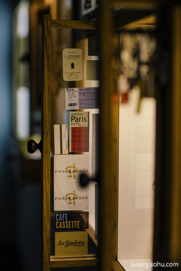 拥有百年历史的标本专卖店deyrolle动物标本博物馆