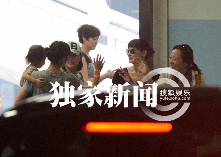 本周华语明星活动照 偷拍照大集合 7月15日至22日