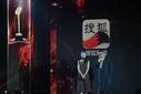 搜狐时尚盛典年度网络剧男星张一山获奖(代领)
