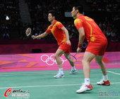 北京时间2012年8月5日,羽球男双金牌赛,傅海峰、蔡赟将对战丹麦选手。今晚的赛场又将风起云涌。 ...