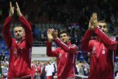 北京时间3月8日,戴维斯杯世界组首轮结束了双打的争夺,部分晋级队伍产生。法国3-0战胜德国、英国2-...