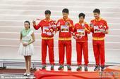 经过9个比赛日的激烈争夺,2015年北京田径世锦赛落下帷幕,中国队以1金7银1铜的成绩位列奖牌榜第五...