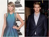 搜狐娱乐讯 霉霉(Taylor Swift)和电影《比利林恩的中场战事》男主角乔·阿尔文(Joe A...