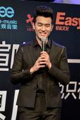 搜狐娱乐讯 12月10日,由天娱传媒联合Easyidol主办的乐坛黑马于��首张唱片《有一种力量叫傻瓜...