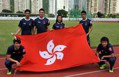 2012年7月11日 香港田径球队备战伦敦奥运      7月11日,中国香港田径队选手何...