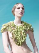 极具个人特色的珠宝设计师Heaven Tanudiredja 2012秋冬系列继续以其最为擅长的几何...