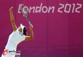北京时间2012年伦敦奥运会:女子网球单打第一轮赛况。更多奥运视频>> 更多奥运图片>>