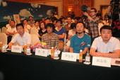 搜狐娱乐讯 (谢学/图文)6月19日,第四届张北音乐节在京举行了盛大发布会和开票仪式,已经确定加盟演...