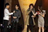 2011搜狐电视剧盛典红毯 曾祥程和许峰