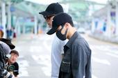 搜狐韩娱讯 (图文/小雨)6月22日清晨,人气团体Highlight、GFriend因Kcon行程经...