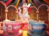 火遍全世界的粉红色Hello Kitty是每个女孩子心中的最爱,也成就了无数人心中那份童话的梦境。今...