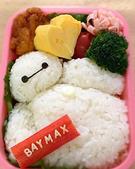 《超能陆战队》在日本走红,主妇们们纷纷用各种食材做成大白,有的真的很软萌很治愈!