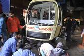 喜马拉雅山观景缆车坠落致7死