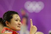 北京时间7月29日,2012伦敦奥运会射击比赛在皇家炮团军营结束女子10米气手枪决赛争夺。郭文珺凭借...