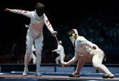 北京时间7月30日,2012年伦敦奥运会击剑比赛进入到第三日,女子重剑个人赛,2011年世锦赛冠军...