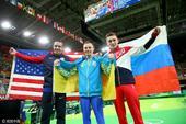 北京时间8月17日凌晨,2016里约奥运会体操单项比赛继续进行,在男子双杠决赛中,中国无缘双杠奖牌。...