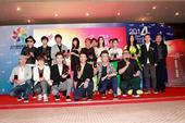 """搜狐娱乐讯 4月21日,由《时光流逝》公益项目组发起的""""2014梦想起航-公益行动""""全球启动发布盛典..."""