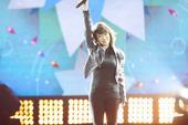 2014年9月27日,2014 MAN POWER先生力量巨星演唱会在北京工人体育场璀璨启幕,华...