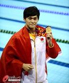 北京时间8月5日凌晨,2012年伦敦奥运会游泳比赛进入到最后一个比赛日。在男子1500米自由泳的比赛...