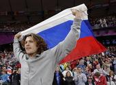 北京时间8月8日,2012年伦敦奥运会男子跳高决赛,俄罗斯选手尤科夫以2米38的成绩获得冠军。更多奥...
