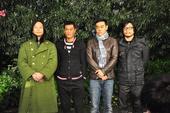 搜狐娱乐讯 (李芳/图文)11月27日,大型救援题材的华语动作灾难3D电影《逃出生天》在广州进行了媒...