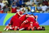 北京时间8月20日凌晨4时30分,2016年巴西里约奥运会女足决赛,在马拉卡纳体育场,德国2-1力克...